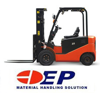 Official Main Dealer For EP Forklift Machinery