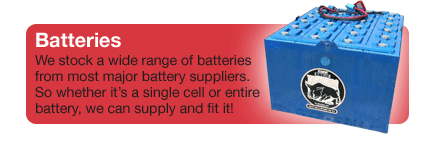 Batteries For Forklift Trucks