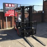 Forklift Truck Image - Click For More Details