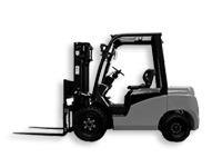 Gas Forklifts For Sale: 1.8 Ton Capacity