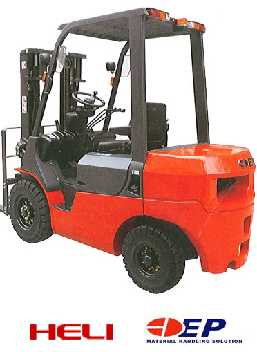 Forklifts For Hire Nottingham, UK