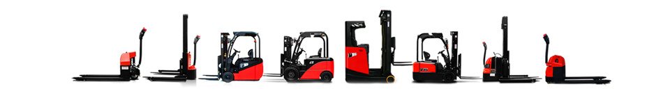 We're the official UK based seller of EP Forklift Machinery