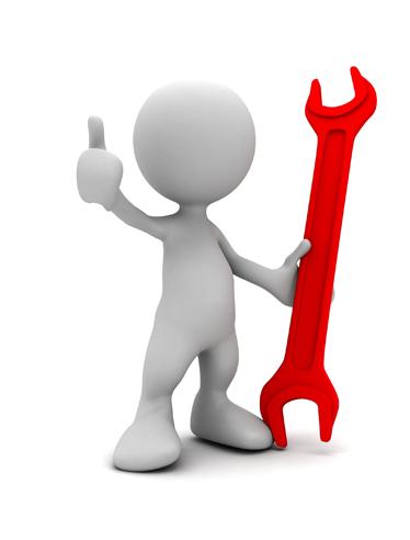 Service Engineer Image - Maintenance For Forklifts